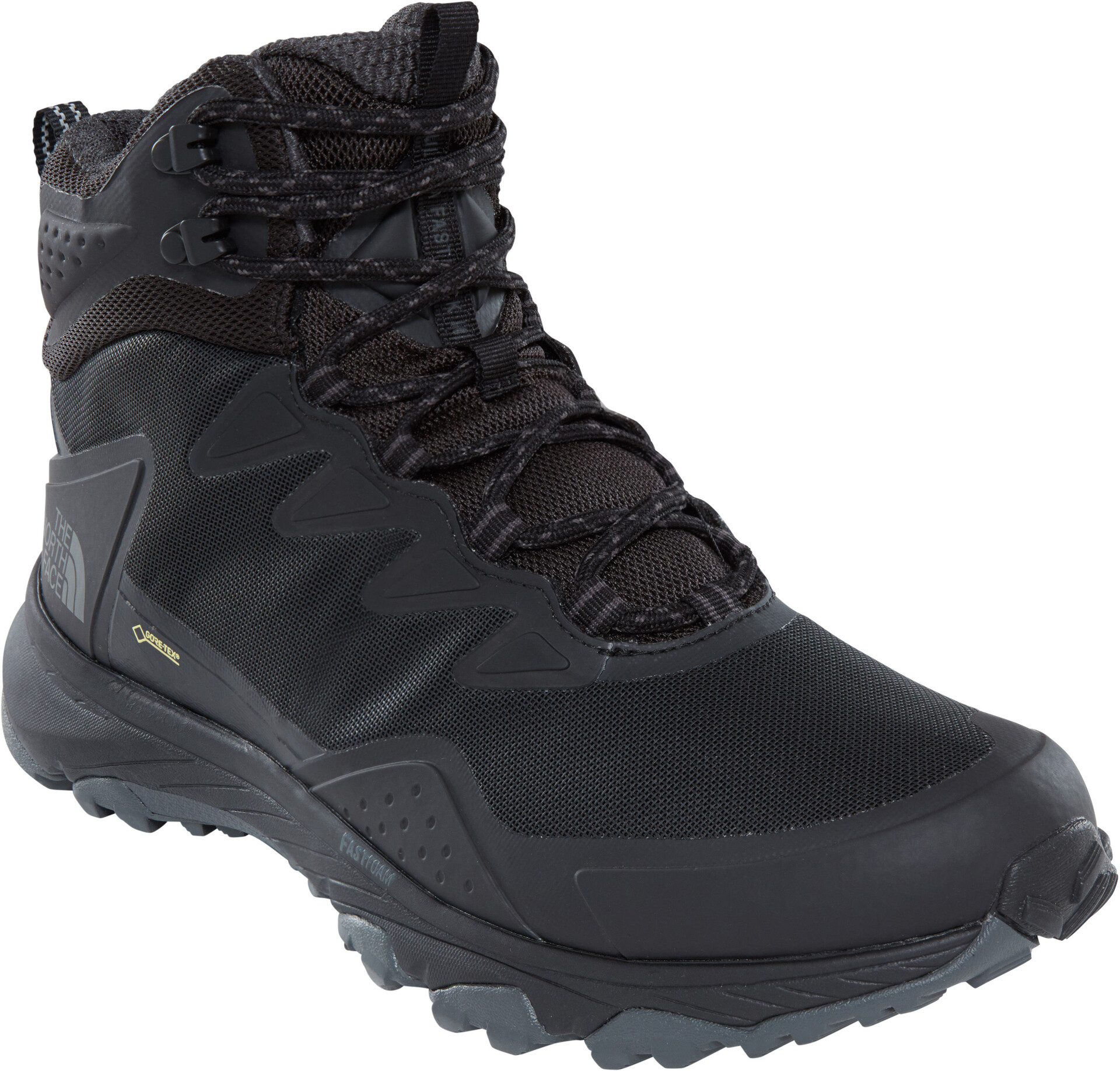 Gtx The Chaussures Homme Ultra North Mid Iii Face Fastpack Noir qAAFwYr4
